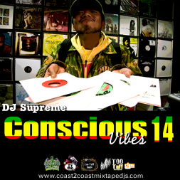 DJ Supreme Presents:Conscious Vibes 14