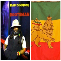 MADI SIMMONS I AM A ROOTS MAN
