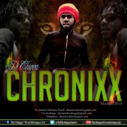 Chronixx Mixtape 2014