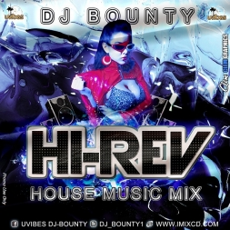 Hi Rev House Music Mix CD