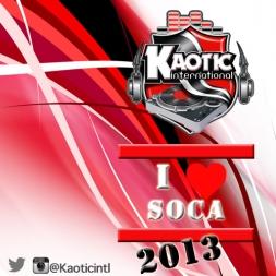 I Love Soca 2013
