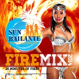 Fire Mix 2014 - Sun Bailante