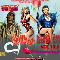College freak 10.5 hosted by queen diamond