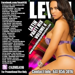 Latin Party MixCD Vol 4