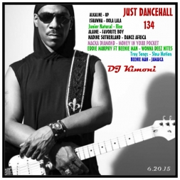 JUST DANCEHALL VOLUME 134