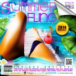 Summer Fling 2014 (Explicit) Dancehall
