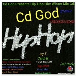 Winter, Hip-hop Mix CD 2017
