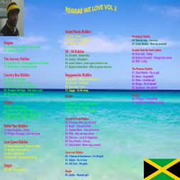Reggae We Love Vol 2