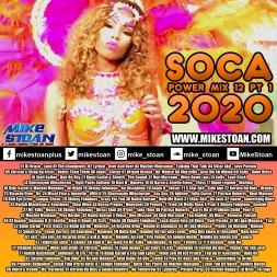 Soca Power Mix 12 Part 1 2020