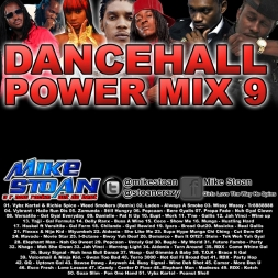 DANCEHALL POWER MIX 9