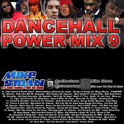 DANCEHALL POWER MIX 9