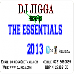 DJJIGGA ESSENTIALS 2013 MIXTAPE