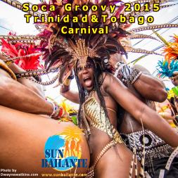 Soca Groovy 2015 - Trinidad Tobago Carnival MARDDD