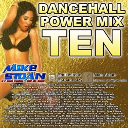 DANCEHALL POWER MIX 10
