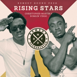 Rising Stars Christopher Martin Romain Virgo