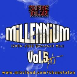 MILLENNIUM DANCEHALL Vol.5 (2006-2008) PT1