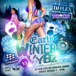 DJ FLEX - EARLY WINTER VYBZ MIXTAPE