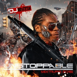 DJ BARRY BONDZ - UNSTOPPABLE MIXTAPE 2015