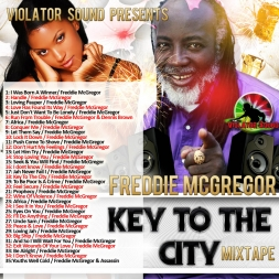 Freddie McGregor Key To The City Mixtape