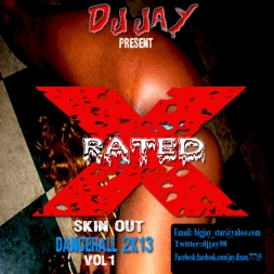 X Rated Skinout Edition Vol1