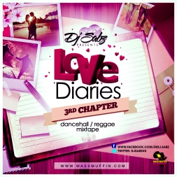 Dj Sabz Presents Love Diaries 3rd Chapter