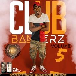 CLUB BANGERZ VOLUME 5 FREESTYLE MIX
