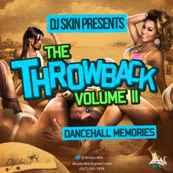 The Throwback Volume 2  Dancehall Memories