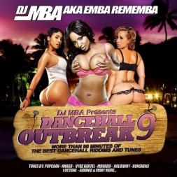 Dancehall Outbreak 9 2012