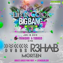 Life in Colour Trinidad 2015 Mix #lictrinidad