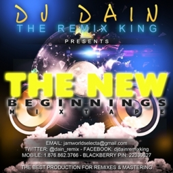 NEW BEGINNINGS MIXTAPE 2012