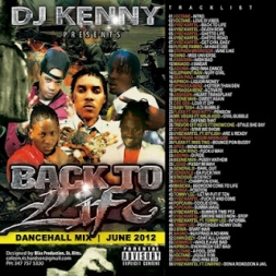 Back To Life Dancehall Mix  June 2012