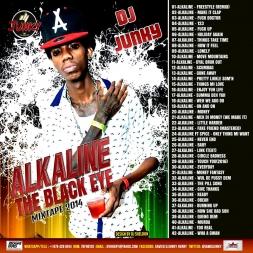 ALKALINE THE BLACK EYE MIXTAPE 2014