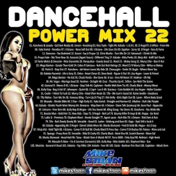 Dancehall Power Mix 22