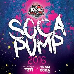 THE SOCA PUMP 2016