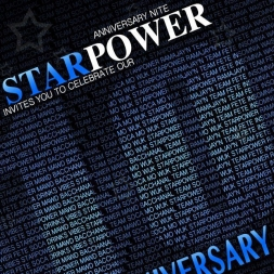 STARPOWER 10TH ANNIVERSARY PARTY MIX