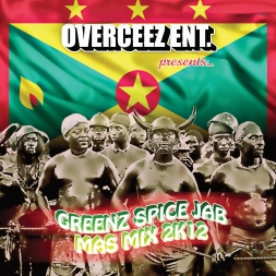 GREENZ SPICE JAB MAS SOCA MIX
