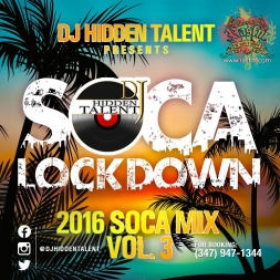 Soca Lockdown Vol 3