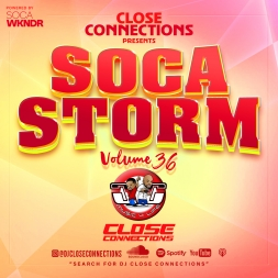 Soca Storm Vol 36 (Carnival 2020)
