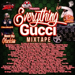 Everything Gucci Dancehall Mixtape