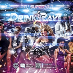 DRINK AND RAVE DANCEHALL MIX
