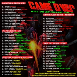 Game Over Kill Or Be Killed Vol 1