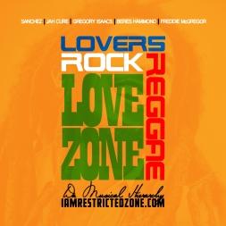 Love Zone Lovers Rock Reggae
