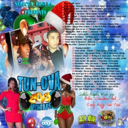 Tun Ova 2013 Mix tape