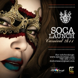 SOCA LAUNCH 2k11