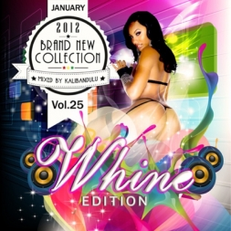 Brand New Mix cd Collection Whine Edition