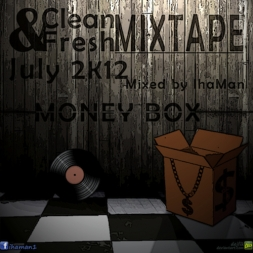 CLEAN AND FRESH vol  4 MONEY BOX