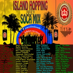 Colossal Island Hopping 2012 Soca Mix