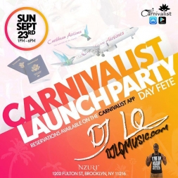 Carnivalist Launch Party Mixtape