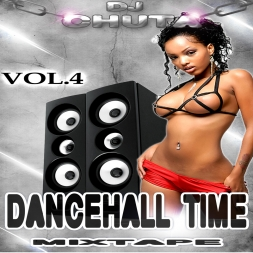 DANCEHALL TIME MIXTAPE VOL 4