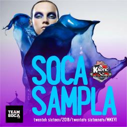 Soca Sampla 2016